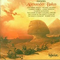 Handel: Alexander Balus (1997-10-14)