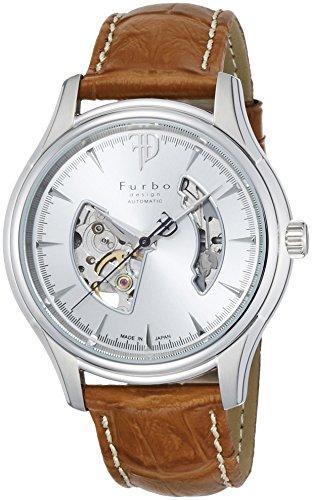 [フルボデザイン] 腕時計 F5025NSIBR メンズ ブラウン