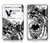 Music Skins iPod Classic用フィルム Thievery Corporation – Versions iPod classic MSRKIPC00159