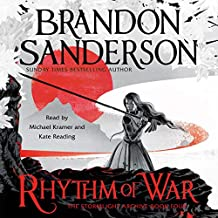 Rhythm of War: The Stormlight Archive, Book 4