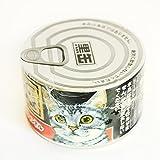 memorialkoboその他 ミニろうそく 猫缶そっくり 黒缶 お供え物キャンドルの画像