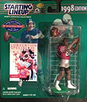 1998 NFL Starting Lineup - Jerry Rice - Starting Lineup Convention Exclusive
