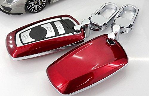 GOOACC BMW キーケース スマート キーケース カラ...