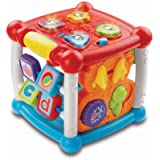 VTech Baby 150503 Turn & Learn Cube, Multi