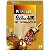 ネスカフェ ゴールドブレンド コーヒーミックス 14P×6個