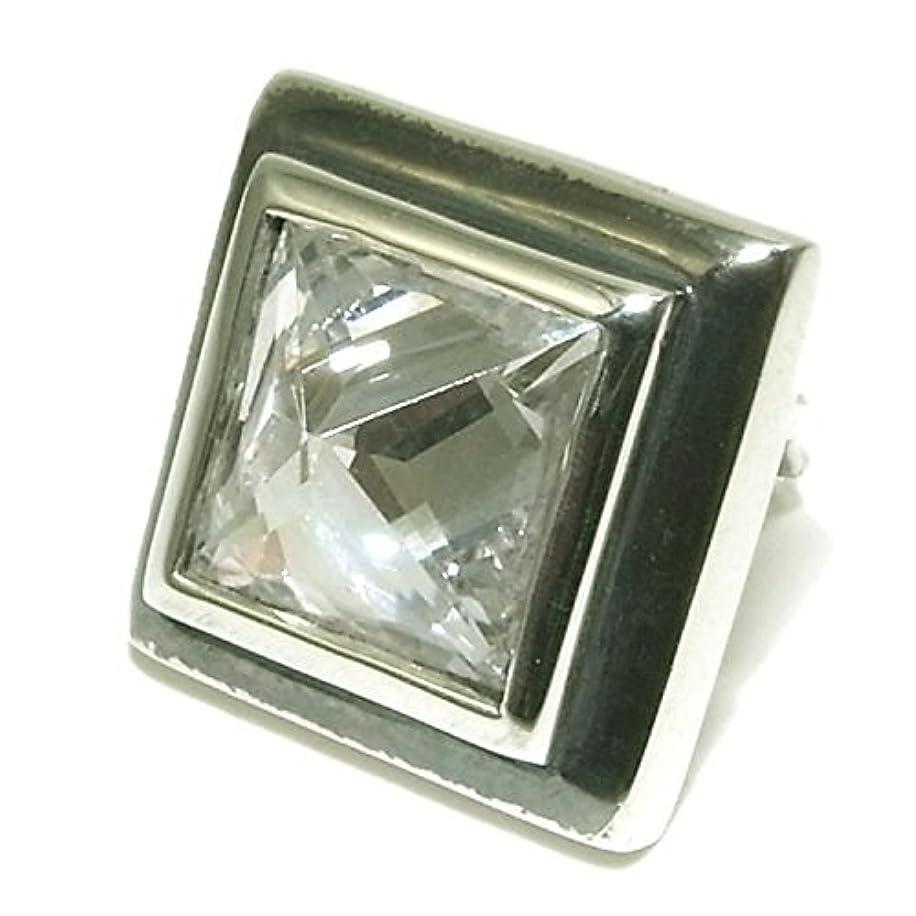 プロテスタント厄介なシャックル新宿銀の蔵 グラウディジルコニア シルバースタッズピアス (1P) 人気 メンズ