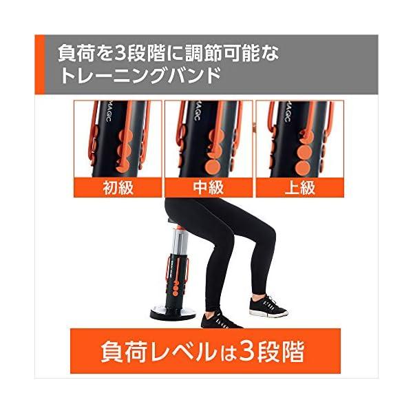 ショップジャパン 【公式】 スクワット マジッ...の紹介画像4