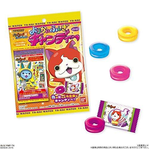 ようかいふしぎキャンディー第4弾 10個入 食玩・キャンデー (妖怪ウォッチ)