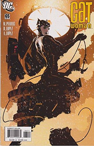 アメコミリーフ『キャットウーマン(CAT WOMAN)』#65