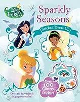 Disney Fairies Sparkly Sticker Dress Up