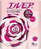 エルモア 18ロール ピンクダブル 花の香り 30m