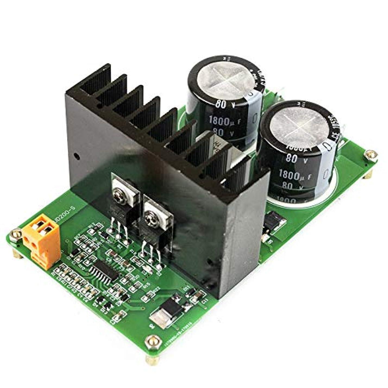 地中海錆び大洪水FidgetGear IRAUD200 High Power Digital Amplifier Board IRS2092S Mono HI-FI Finished Board