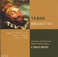 Verdi: Rigoletto by G. VERDI (2009-10-12)