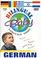 Bilingual Baby: Teach Baby German [DVD] [Import]