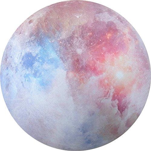 プラネット マウスパッド / 惑星 星 宇宙 (6.Moon (月)) [並行輸入品]