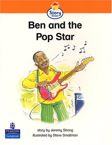 Story Street:Ben and the pop starの詳細を見る