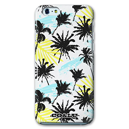 collaborn COCOLULU × CollaBorn iPhone6 Plus(5.5インチ)専用ケース Parm tree BR-I6P-148