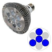 グランクリエイト Grand Create LED 7W 60度 青4白3 GC-7W-B4W3
