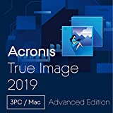 Acronis True Image Advanced Subscription 3 Computers(ダウンロード版)|ダウンロード版