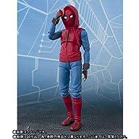魂ウェブ商店限定 S.H.Figuarts/フィギュアーツ スパイダーマン(ホームカミング) ホームメイドスーツver. チラシ付