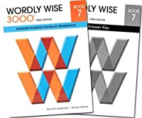 Wordly Wise 3000 Grade 7 SET - Student and Answer Key (Systematic Academic Vocabulary Development) [並行輸入品]