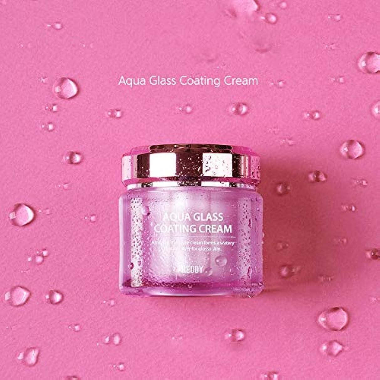 光沢権利を与える返還REDDY (レディ)(AQUA GLASS COATING CREAM)アクアグラス コーティング クリーム 50g