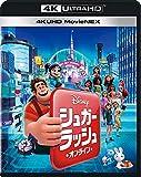 シュガー・ラッシュ:オンライン 4K UHD MovieNEX[VWAS-6814][Ultra HD Blu-ray] 製品画像