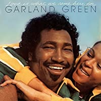 Love Is What We Came Here for by Garland Green