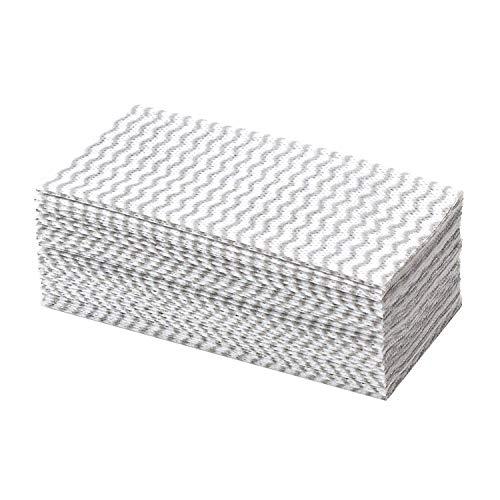 テーブルダスターミニ グレー カウンタークロス 1個(20枚り) ストリックスデザイン