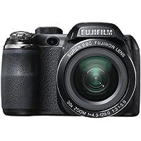 FUJIFILM デジタルカメラ FinePix S4500 ブラック F FX-S4500B