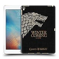 オフィシャルHBO Game of Thrones Stark ハウス・モットー iPad Pro 9.7 (2016) 専用ハードバックケース