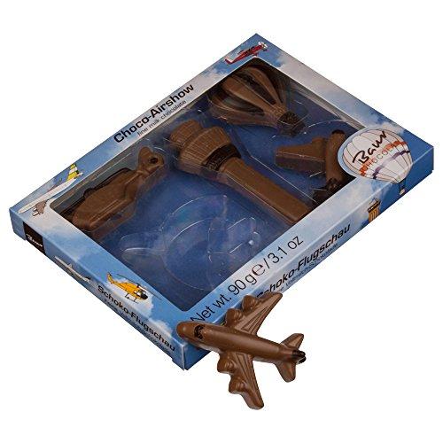 (バウアー) Baur フィギュア チョコレート セット バレンタイン チョコ ギフト (エアポート)