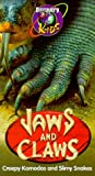 Jaws & Claws: Creepy Komodos & Slimy Snakes [VHS] [Import]