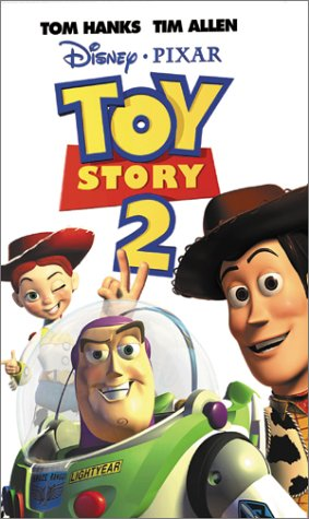Toy Story 2 [VHS] [Import]