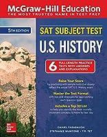 McGraw-Hill Education SAT Subject Test U.S. History Fifth Edition【洋書】 [並行輸入品]