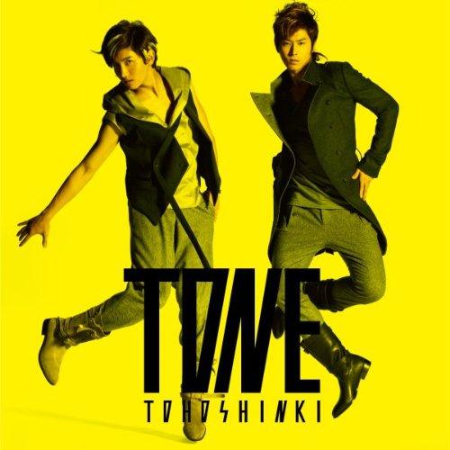 TONE【特典ポスター無】(初回盤)(ジャケットC)