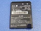 ウィルコム 純正電池パック LBWX01S  SII WX01S用