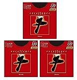 エクセレンス 110デニール M~L×3足 タイツ kanebo excellence TIGHTS