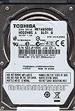 mk1665gsx、a0/ gj003a、hdd2h85A sl01S、Toshiba 160GB SATA 2.5ハードドライブ