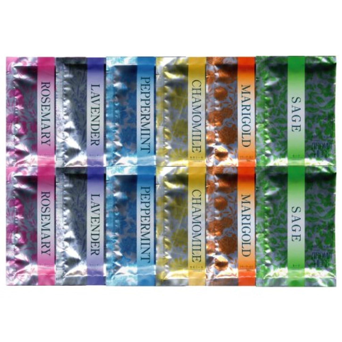 解体するフェンス受け入れたアロマハーブ 香りの物語 6種類×2 12包