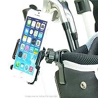 """ゴルフバッグクリップマウントwith TCホルダーfor Apple iPhone 64.7"""" ( SKU 21102)"""
