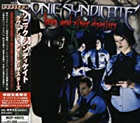 Love and Other Disasters by Sonic Syndicate (2008-09-24)