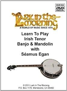 Learn to Play Irish Tenor Banjo & Mandolin [DVD] [Import]