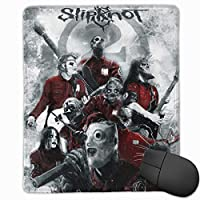 スリップノット Slipknot マウスパッド ゲームマウスパッド 防水 滑り止め 傷防止 ミニサイズ 滑らかパッド おしゃれ 色刷り プリント