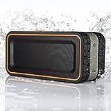サンワダイレクト Bluetoothスピーカー 防水 高出力12W Bluetooth4.0 iPhone6s 6sPlus 対応 400-SP054