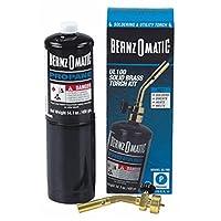 Bernzomatic bzmul100トーチキット(プロパン燃料、Sparker点火) (非Carb準拠)