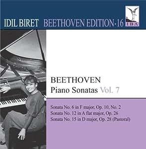 Idil Biret Beethoven Edition Vol. 16