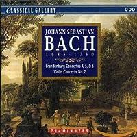 Bandenburg Concertos 4 5 & 6