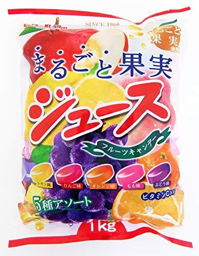 まるごと果実ジュースキャンデー 1kg