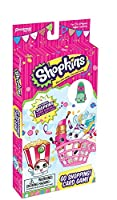 Shopkins Go Shopping Card Game with Exclusive Shopkins Figure [並行輸入品]